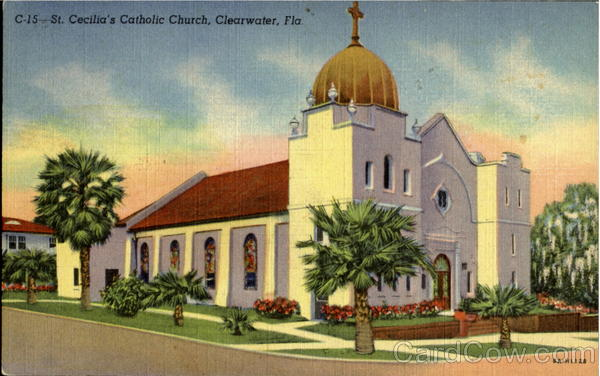 St. Cecilia'S Catholic Church Clearwater Florida