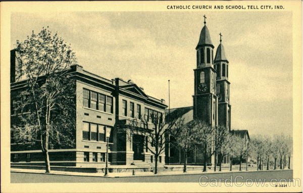 Catholic Church And School