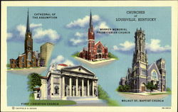 Churches of Louisville