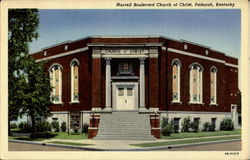 Murrell boulevard church of christ