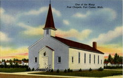 One of the Mary Post Chapels Postcard