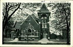 M. E. Church