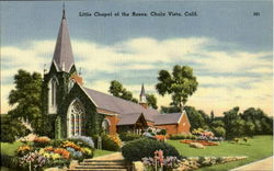 Little Chapel Of The Roses