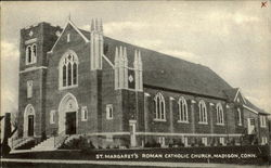 St. Margaret'S Roman Catholic Church Postcard