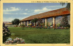 C.C.3- Mission La Purissima Conception Postcard