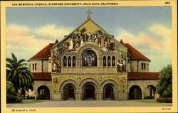The Memorial Church, Stanford University