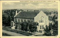 Munger Memorial Chapel, College Of The Ozarks