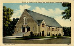Church Of Christ, Corner Centre And Locust Street