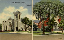 First Methodist Church/Trinity Methodist Church