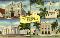 Churches Of Fort Lauderdale