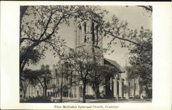 First Methodist Episcopal Church Postcard