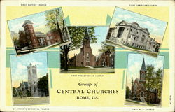 Group Of Central Churches