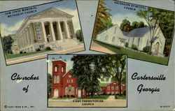 Churches of Cartersville