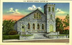 C-2 Methodist Church