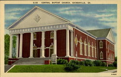 G - 39 Central Baptist Church