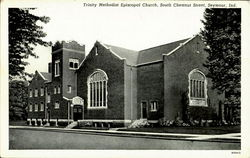 Trinity Methodist Episcopal Church, South Chestnut Street