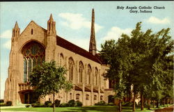 Holy Angels Catholic Church Postcard