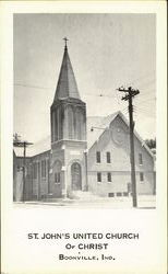 St. John's United Church of Christ Postcard