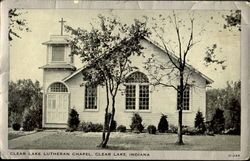 Clear Lake Lutheran Chapel
