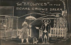 "The ""Brownies"" in the Scare Crow Dream"