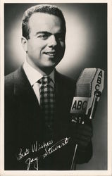 Best Wishes, Jay Stewart of ABC Postcard