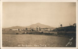 San Quentin in Marin County, California Postcard