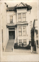Residence at 4135 20th Street Postcard
