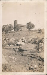 St. Anne's Church Postcard