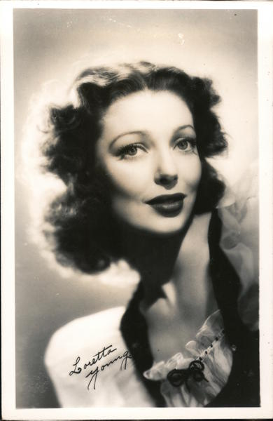Loretta Young Actresses