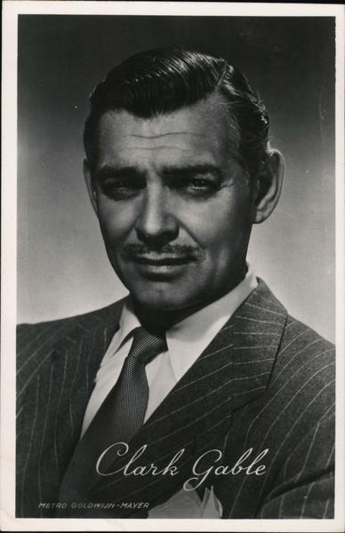 Clark Gable Actors