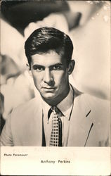 Anthony Perkins Postcard