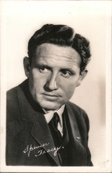 Spencer Tracy Postcard