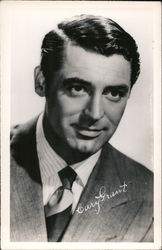 Cary Grant Postcard