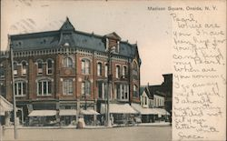 Madison Square Postcard