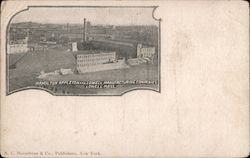 Hamilton Appleton and Lowell Manufacturing Companies Postcard