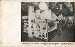 Industrial Exposition Postcard