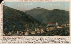 The Most Popular Mineral Springs Postcard