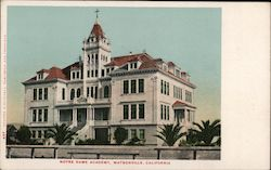 Notre Dame Academy Postcard