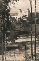 The Old Mission Postcard