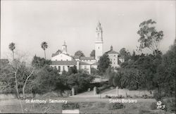 St. Anthony Seminary Postcard