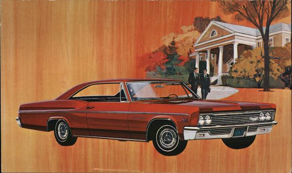 1966 Chevrolet Impala Super Sport COupe Cars
