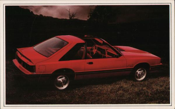1982 Mercury Capri Cars