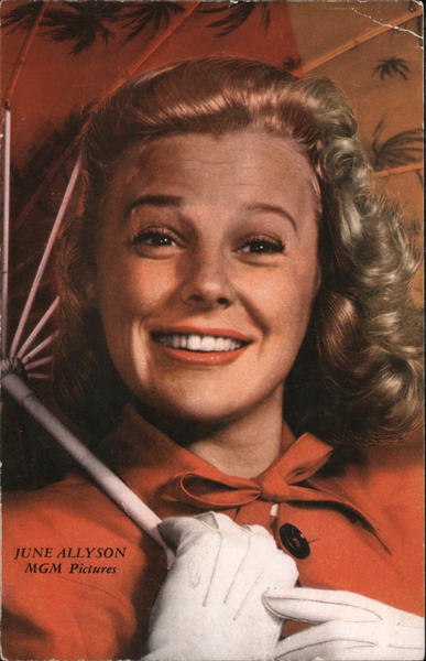 June Allyson Actresses