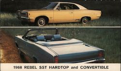 1968 Rebel SST Hardtop and Convertible