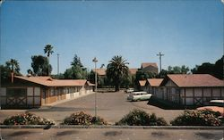 The Santa Maria Inn in California Postcard