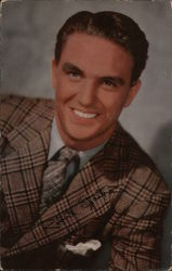 Robert Stack A Universal Pictures Star Postcard