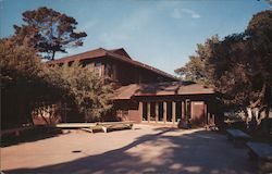 Scripps Asilomar Hotel and Conference Grounds Postcard