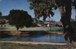 Marin Golf and Country Club Postcard