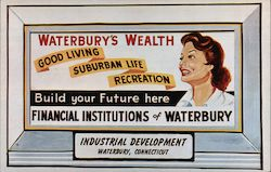 Waterbury's Wealth