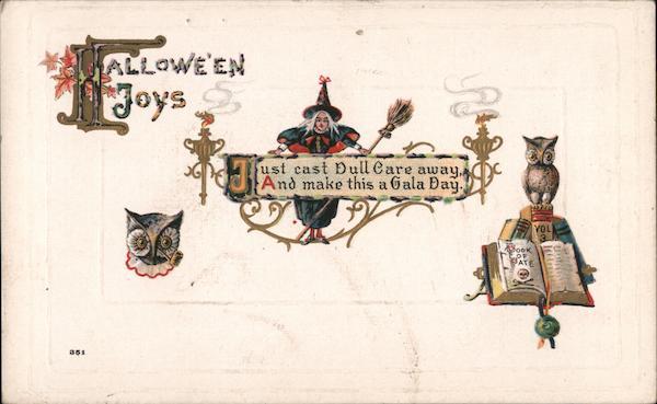 Hallowe'en Joys Halloween
